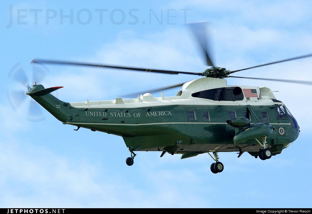 159355 - Sikorsky VH-3D Sea King - United States - US Marine Corps (USMC)