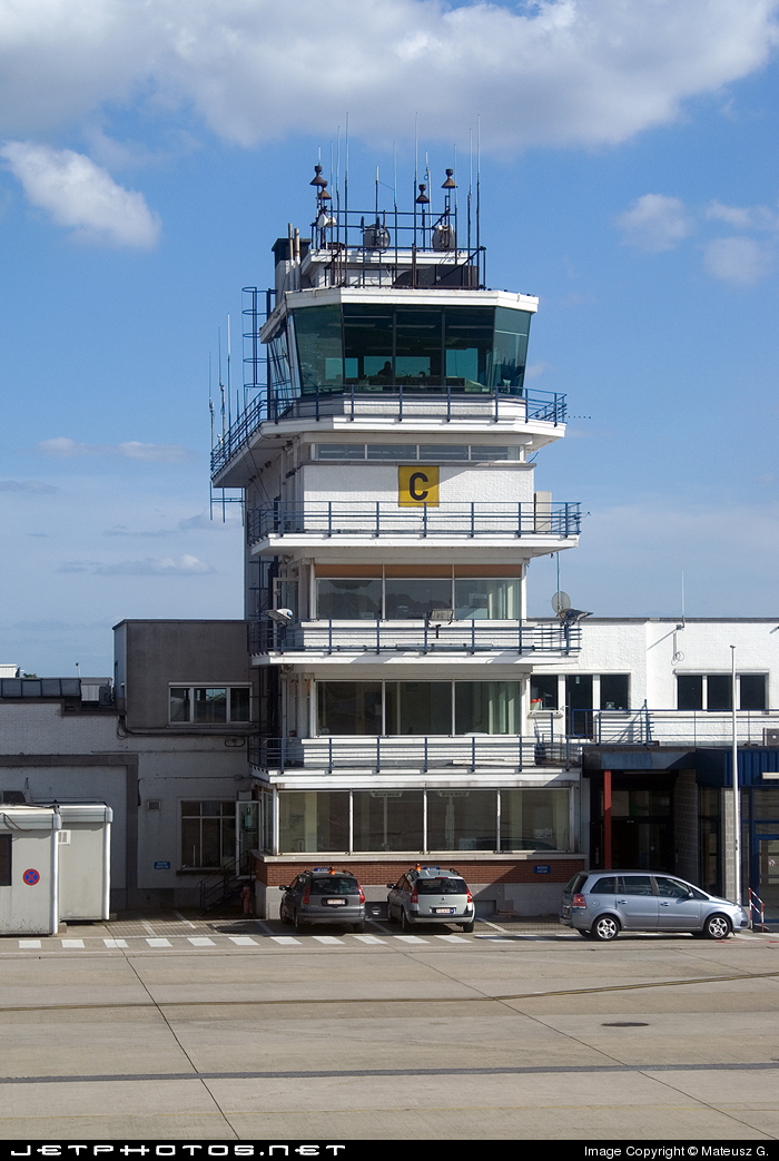 EBCI - Airport - Control Tower