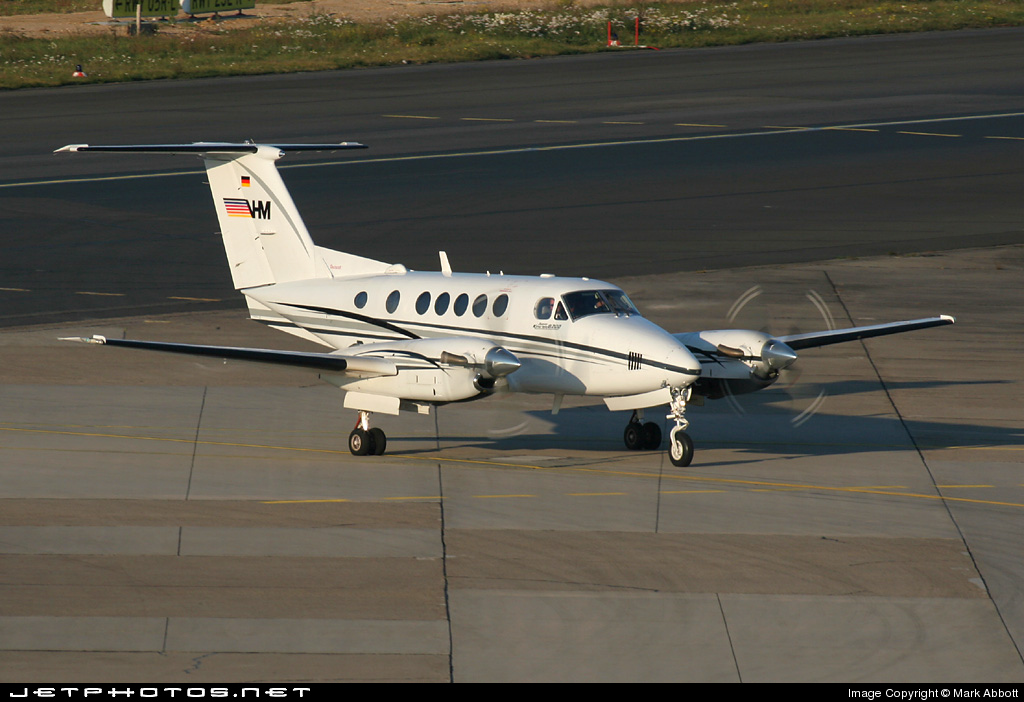 D-IVIP - Beechcraft B200 Super King Air - VHM Schul und Charterflug
