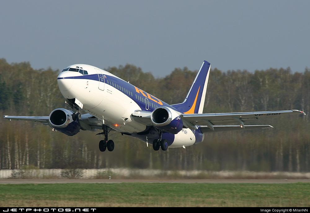 VP-BBH - Boeing 737-306 - KD Avia