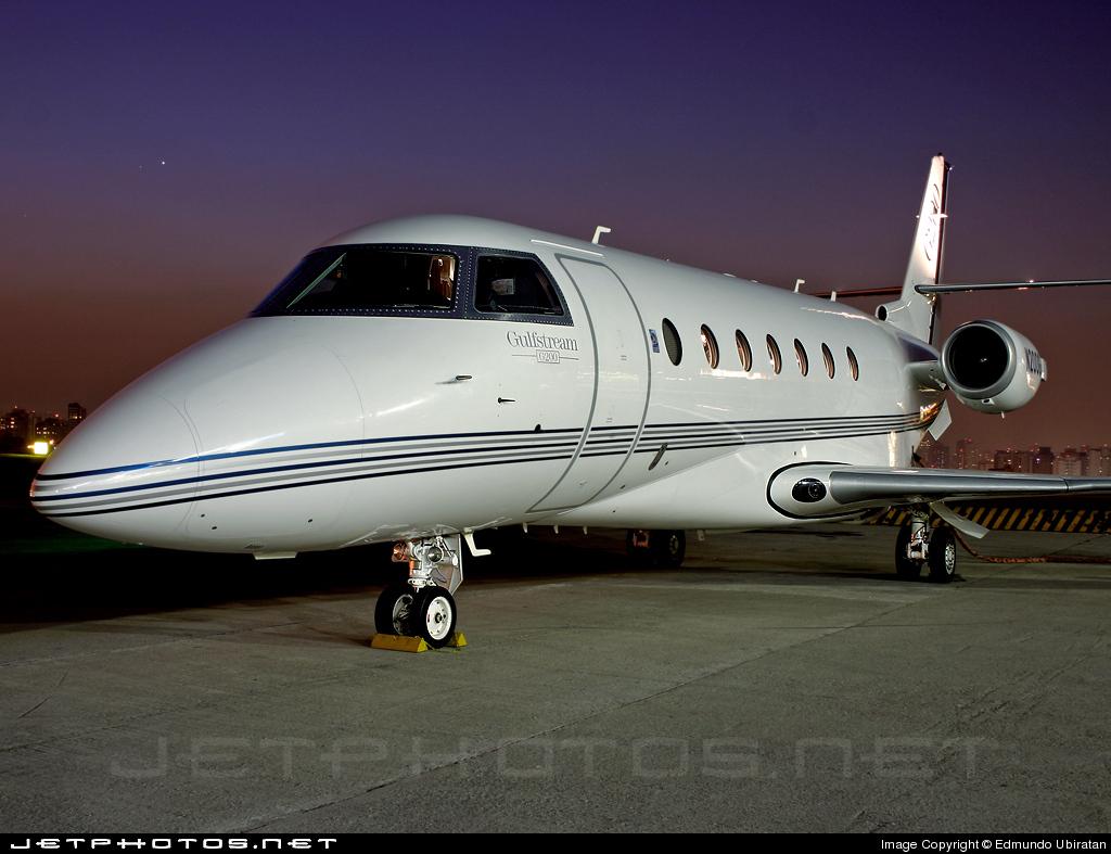N200GA - Gulfstream G200 - Private