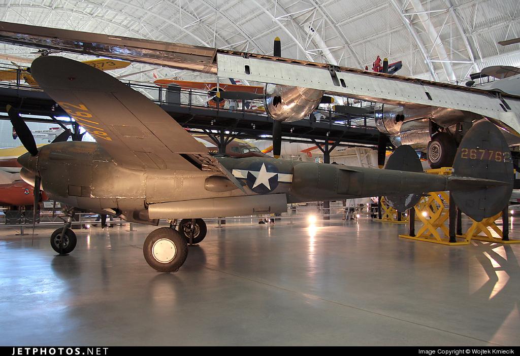 42-67762 - Lockheed P-38J Lightning - United States - US Army Air Force (USAAF)