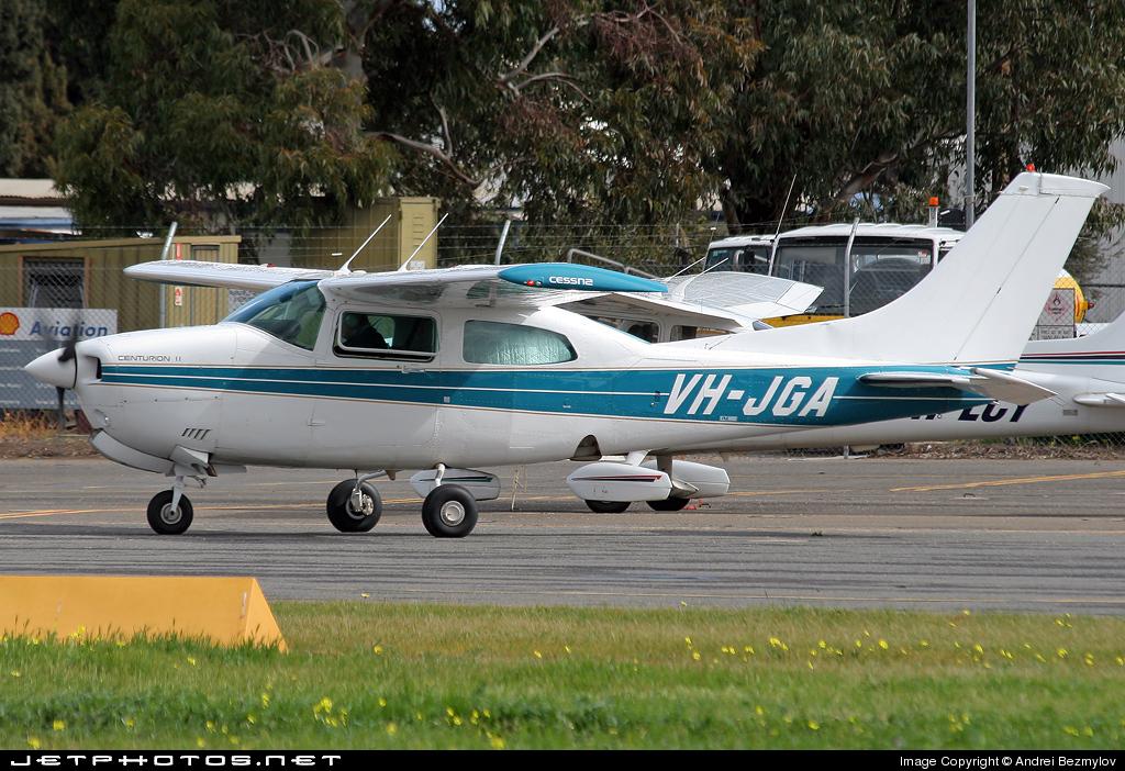 VH-JGA - Cessna 210N Centurion II - Private