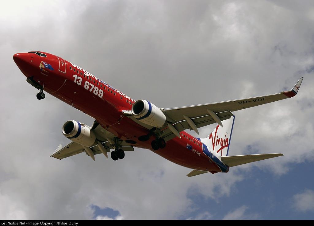 VH-VOI - Boeing 737-81Q - Virgin Blue Airlines
