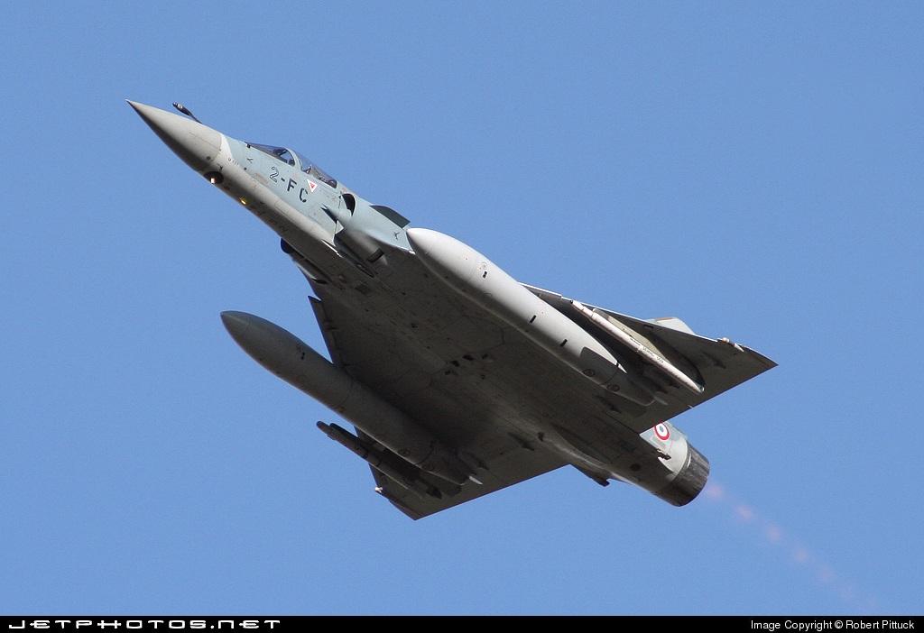 52 - Dassault Mirage 2000-5 - France - Navy