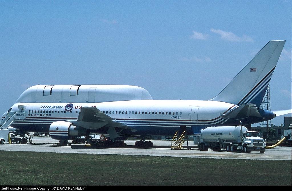 N767BA | Boeing 767-200 | Boeing Company | DAVID KENNEDY | JetPhotos