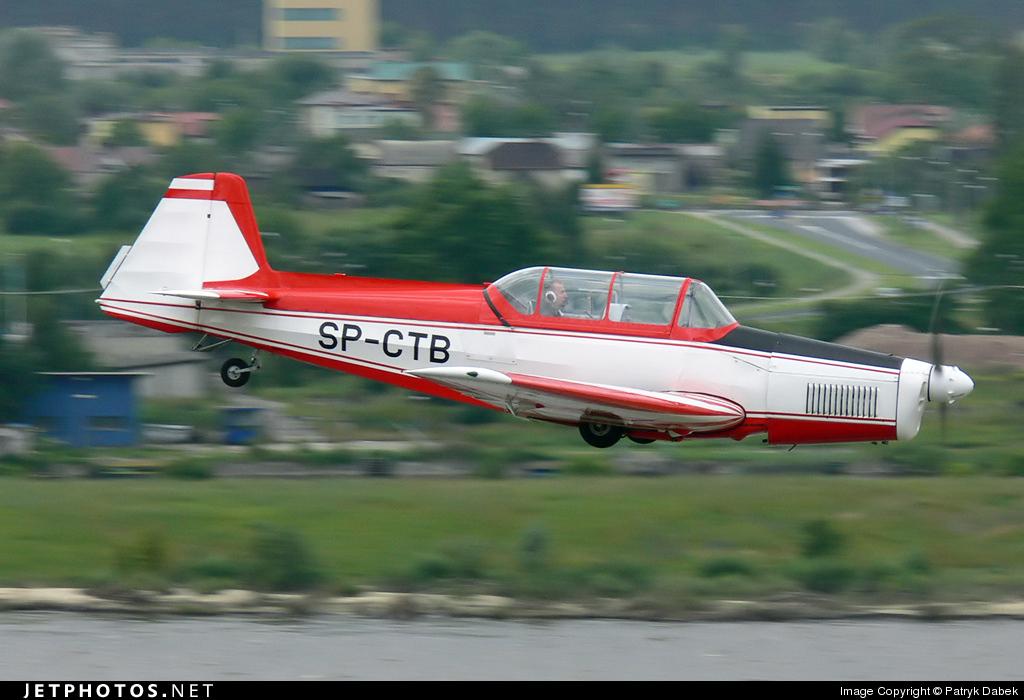 SP-CTB - Zlin 526F - Private