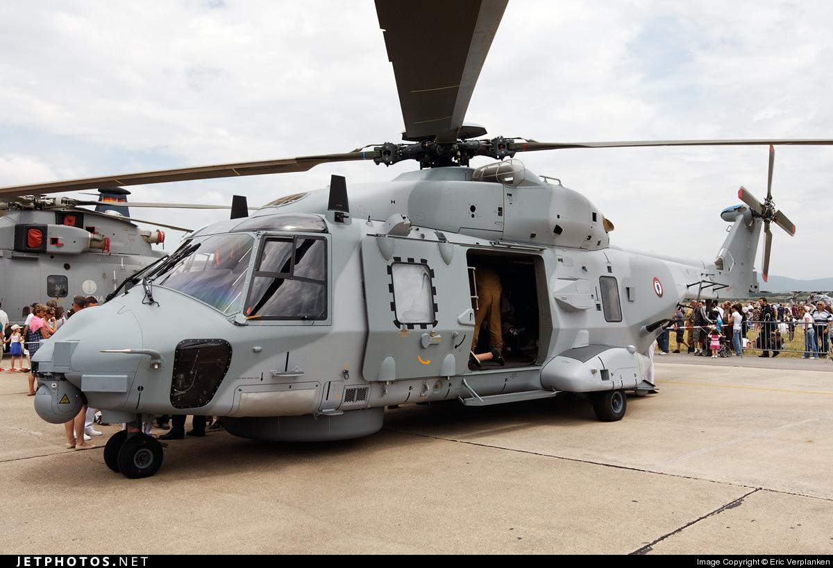 2 - NH Industries NH-90NFH - France - Navy