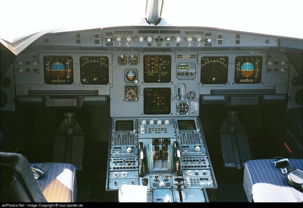 D-AUKT - Airbus A320-231 - flyFTI