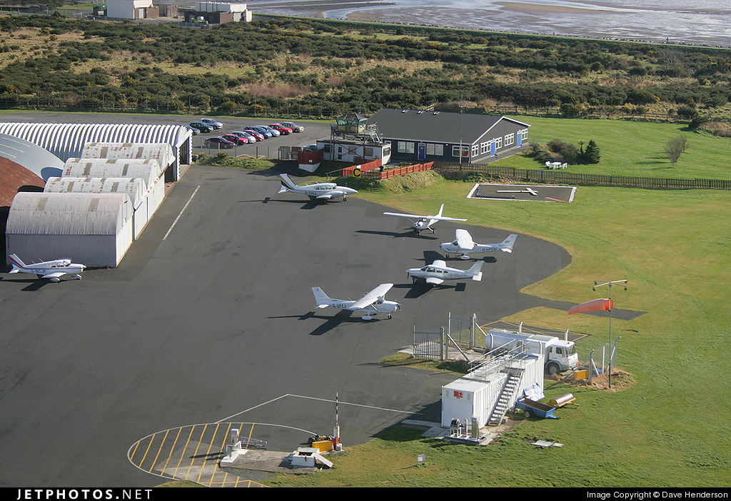 EGAD - Airport - Airport Overview