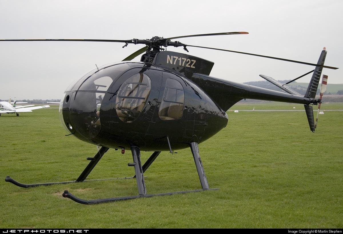 N7172X - Hughes 500C - Private