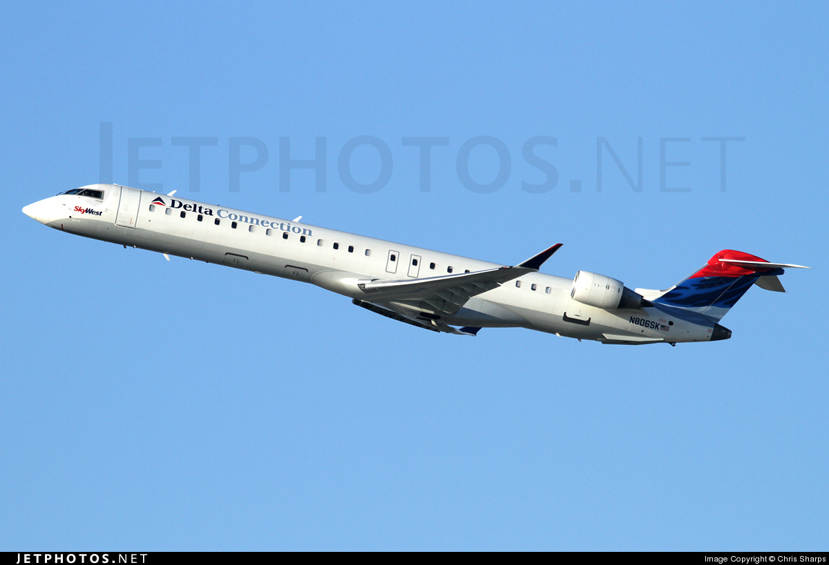 N806SK - Bombardier CRJ-900ER - Delta Connection (SkyWest Airlines)