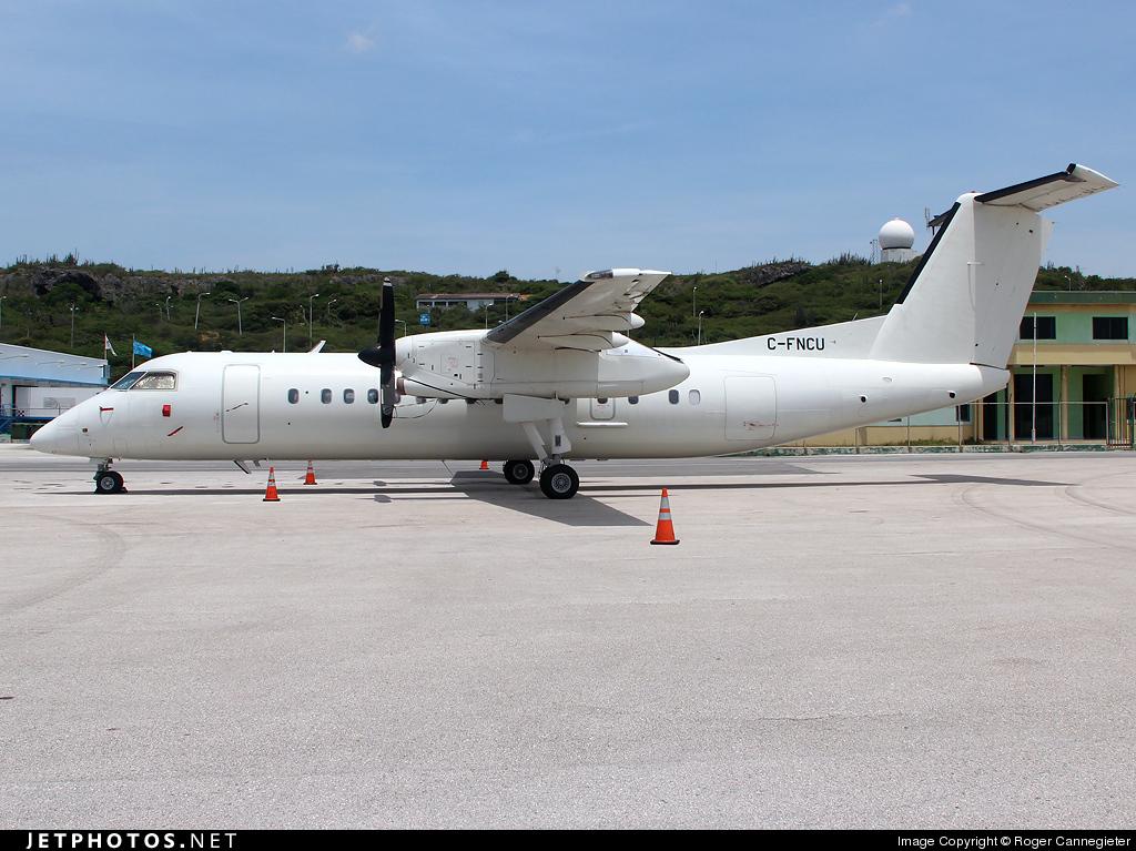 C-FNCU - Bombardier Dash 8-Q311 - Voyageur Airways