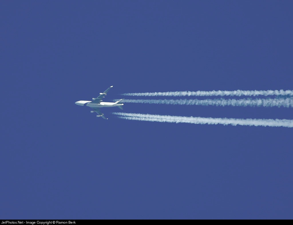 - Boeing 747-458 - El Al Israel Airlines