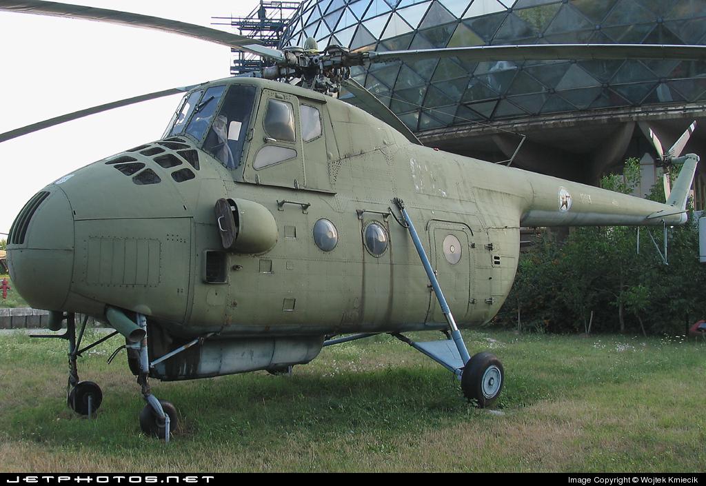 12013 - Mil Mi-4 Hound - Yugoslavia - Air Force