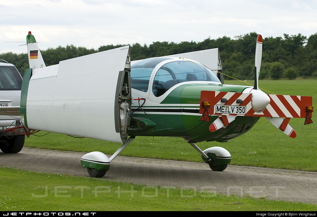 D-EBJP - MBB Bo209 Monsun - Private