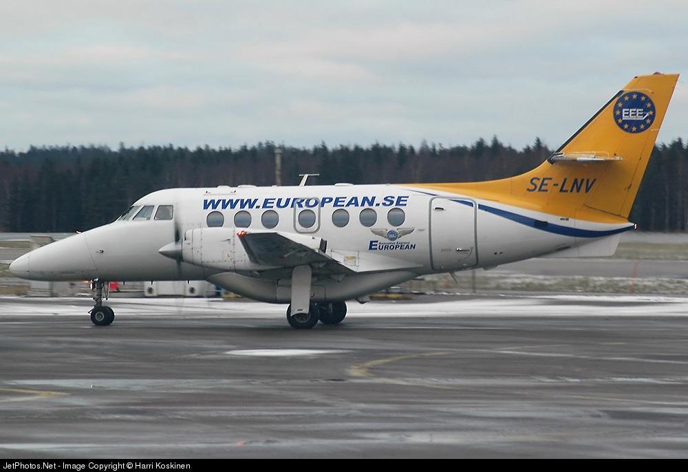 Jetstream Europa