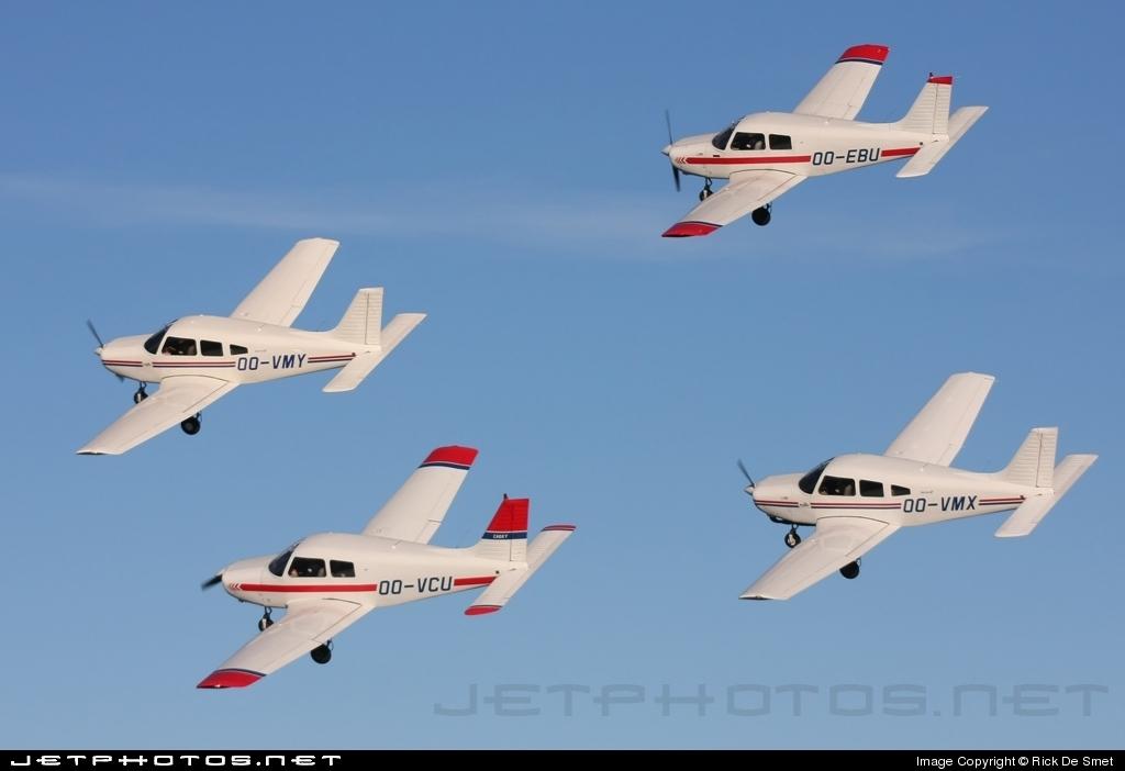OO-VCU - Piper PA-28-161 Cadet - Private