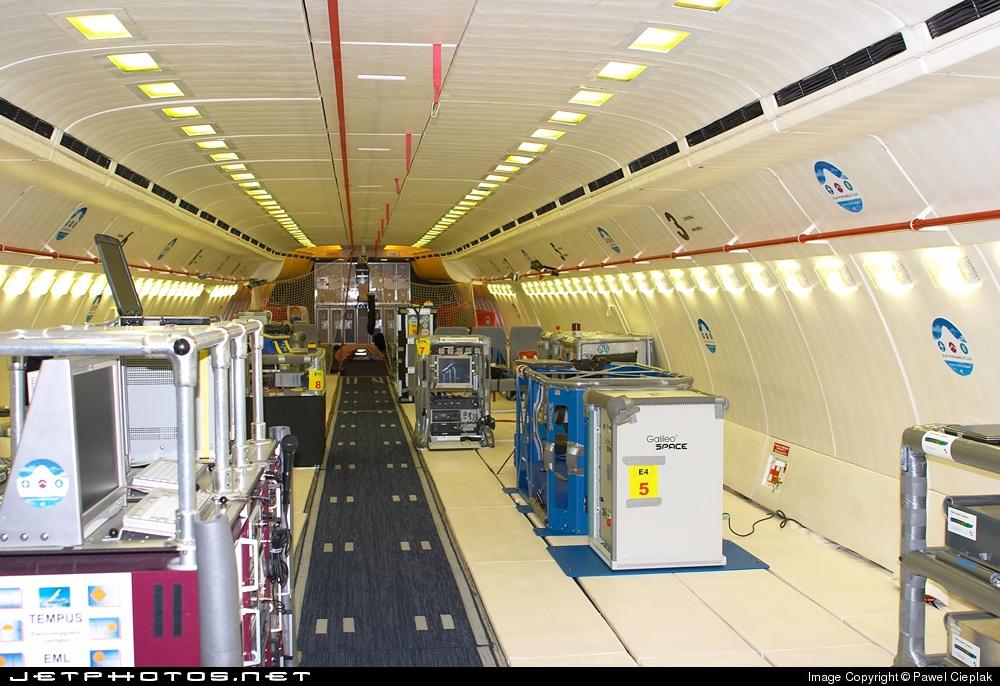 F-BUAD - Airbus A300B2-103 - Novespace