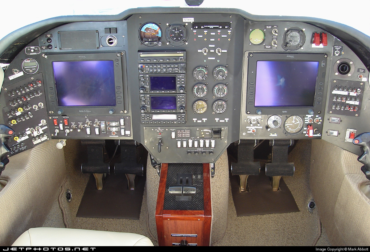 N700AJ - Adam A700 AdamJet - Adam Aircraft Industries