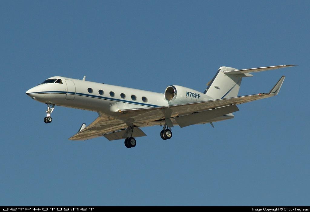 N76RP - Gulfstream G-IV - Private