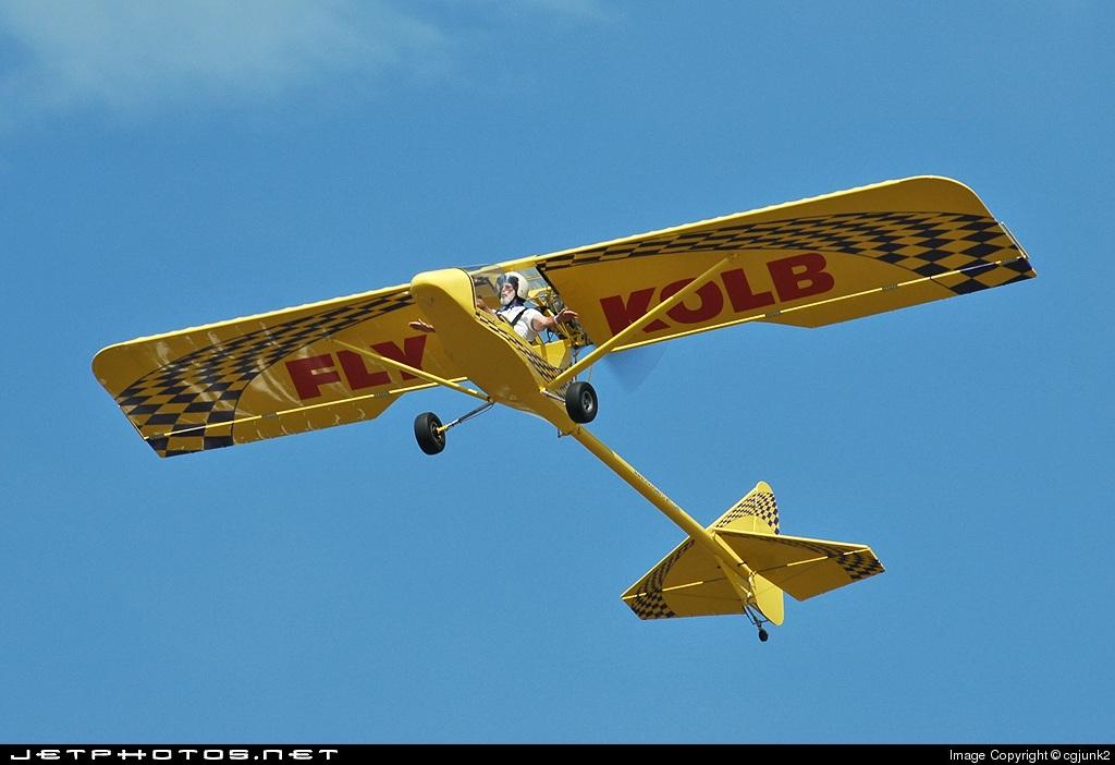 N513KA - Kolb FireStar II - Private