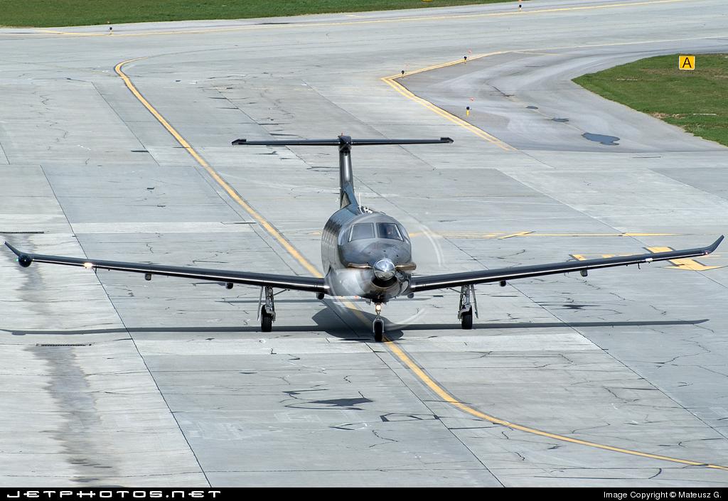 N126BK - Pilatus PC-12/47 - Private