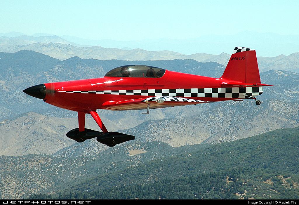 N464JS - Harmon Rocket II - Private
