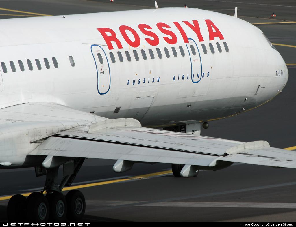 RA-85171 - Tupolev Tu-154M - Rossiya Airlines