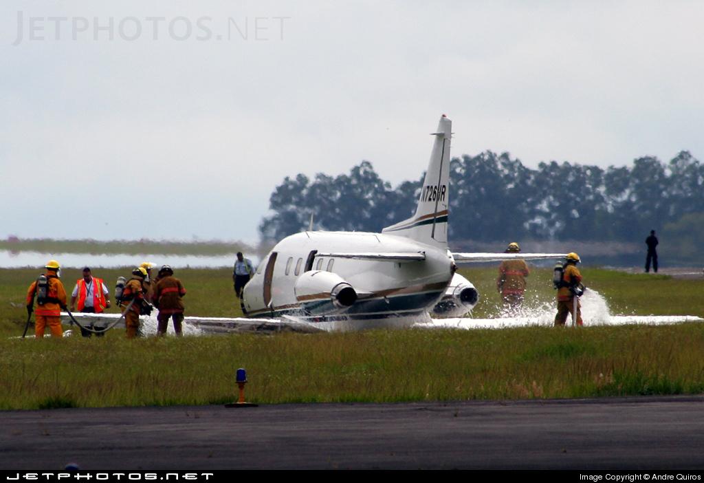 N726JR - North American NA-265-70 Sabreliner - Private