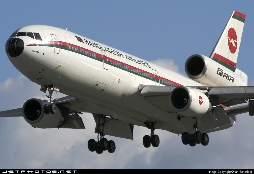 S2-ACR - McDonnell Douglas DC-10-30 - Biman Bangladesh Airlines