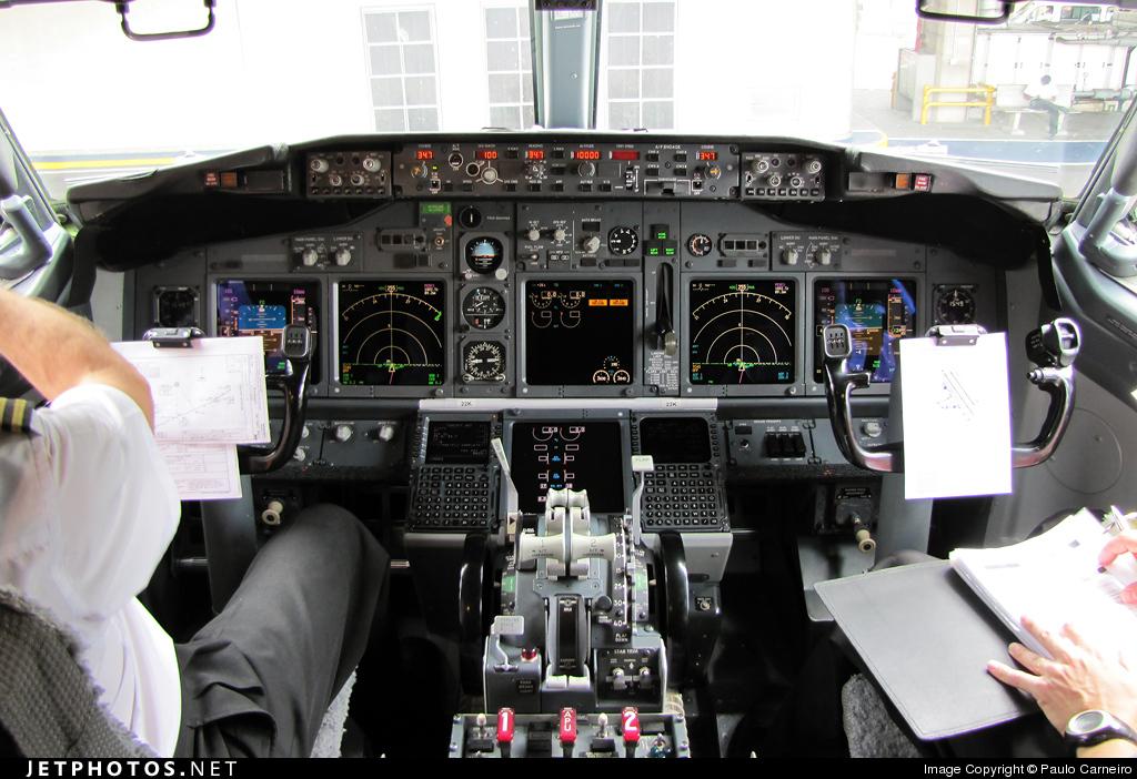 PR-GOG - Boeing 737-76Q - GOL Linhas Aereas
