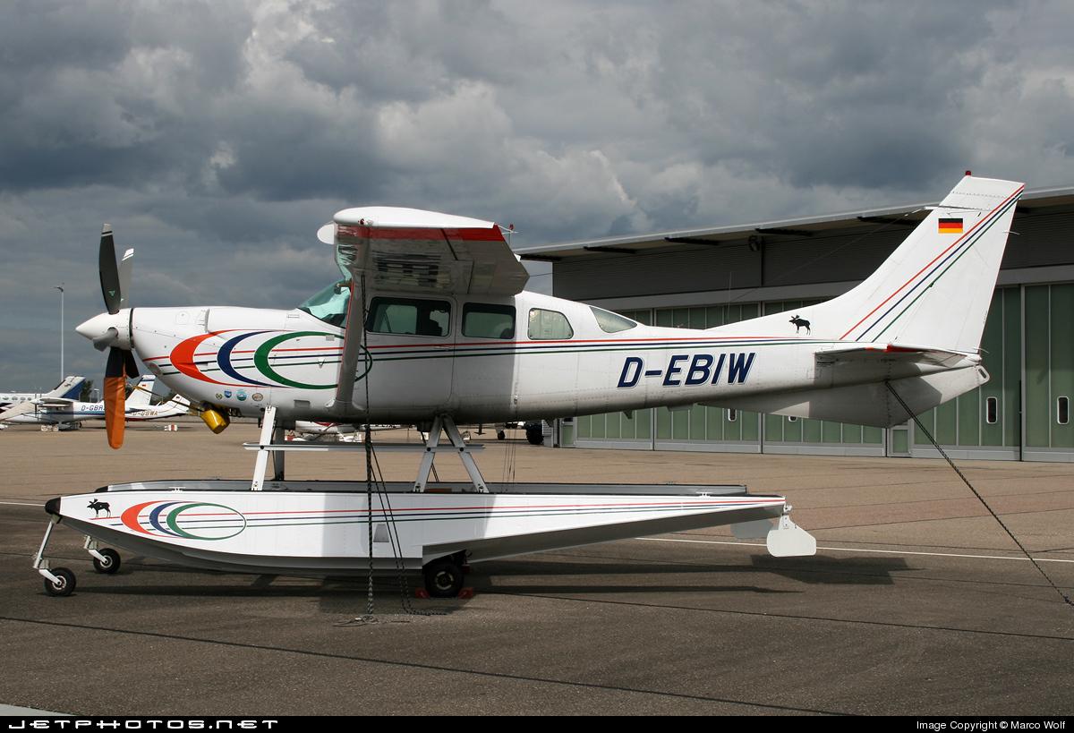 D-EBIW - Cessna U206G Stationair - Private