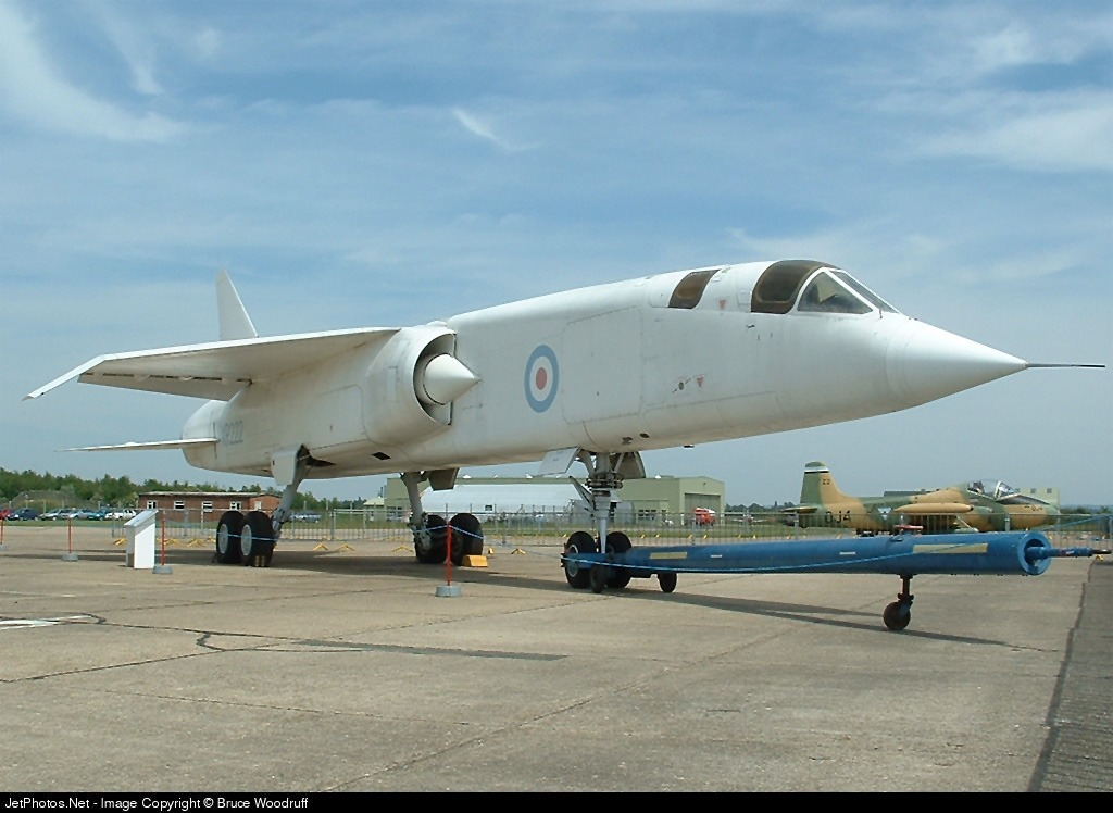 The British Aircraft Corporation Tsr 2 Was A Cancelled Cold War Strike And Reconnaissance Developed By For