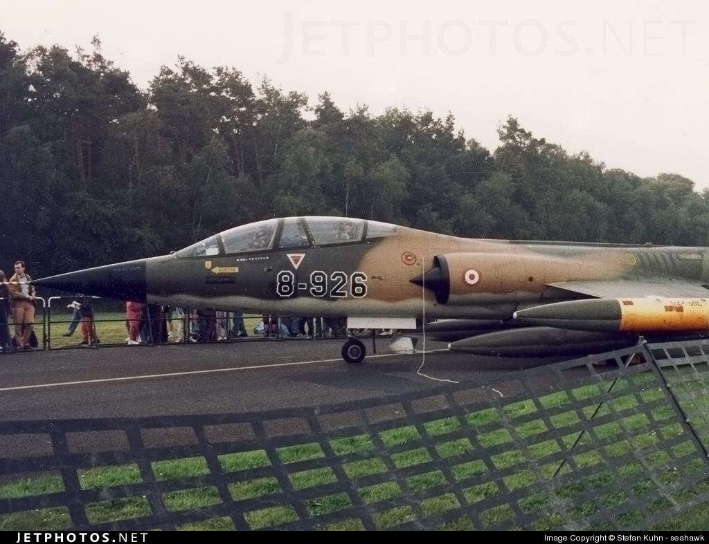 5926 - Lockheed TF-104G Starfighter - Turkey - Air Force