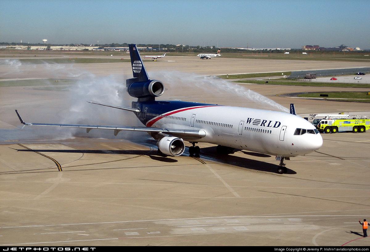 N272WA - McDonnell Douglas MD-11 - World Airways