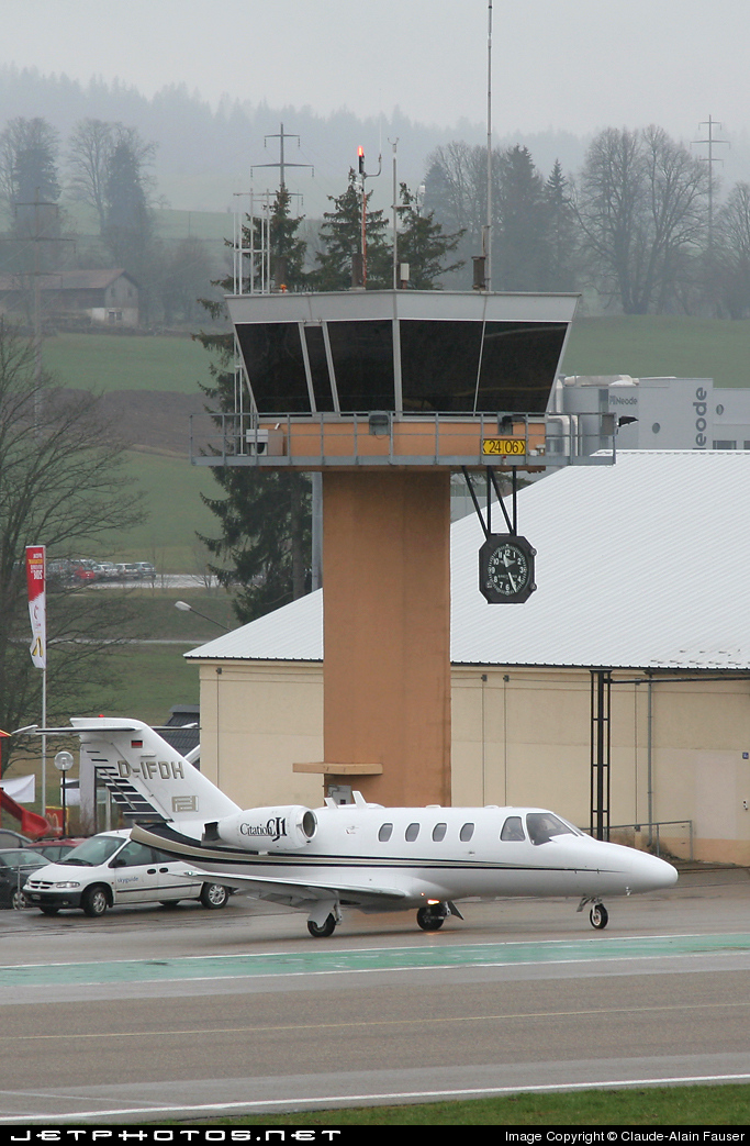 LSGC - Airport - Control Tower
