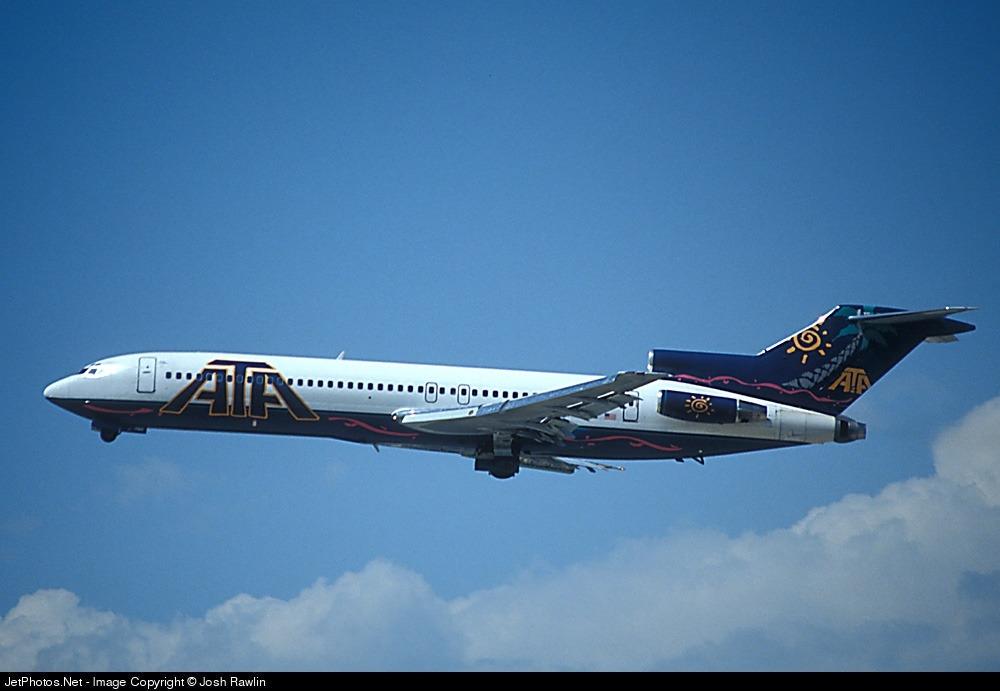 N782AT - Boeing 727-2Q6(Adv) - American Trans Air (ATA)