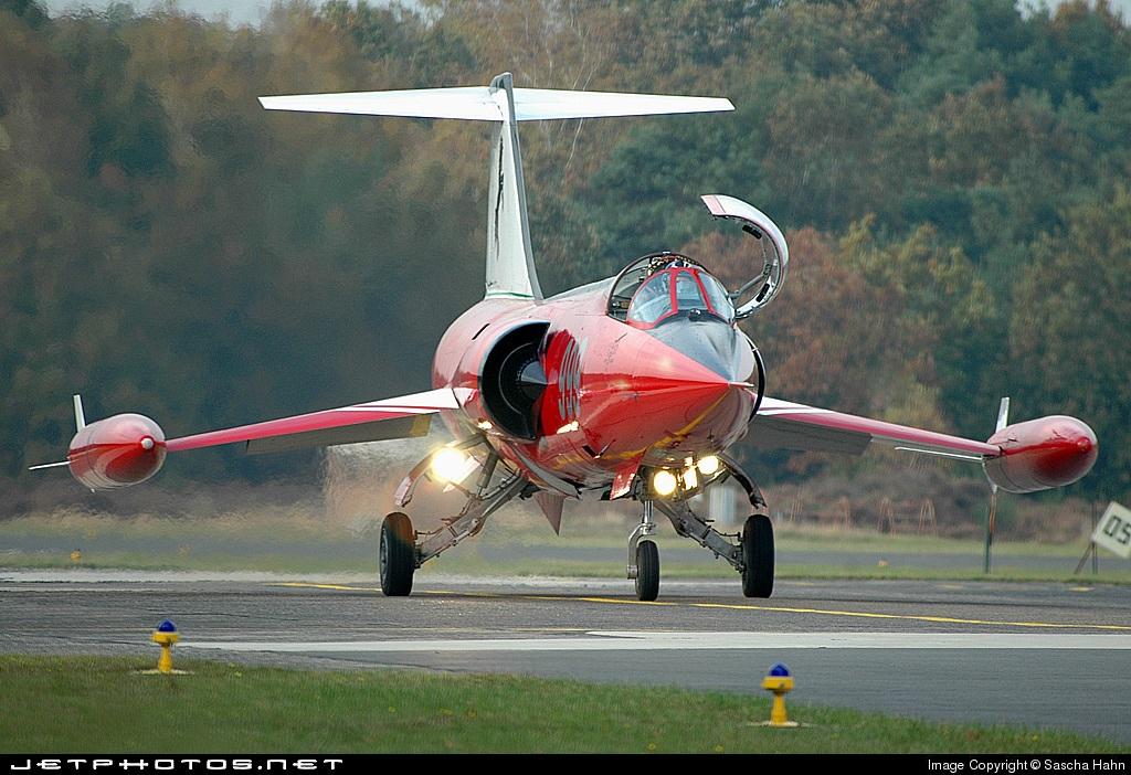 999 - Lockheed F-104S ASA-M Starfighter - Italy - Air Force
