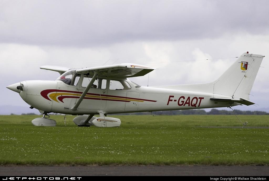 F-GAQT - Reims-Cessna FR172J Reims Rocket - Private