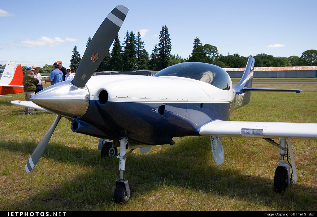 N84BZ - Lancair Legacy - Private