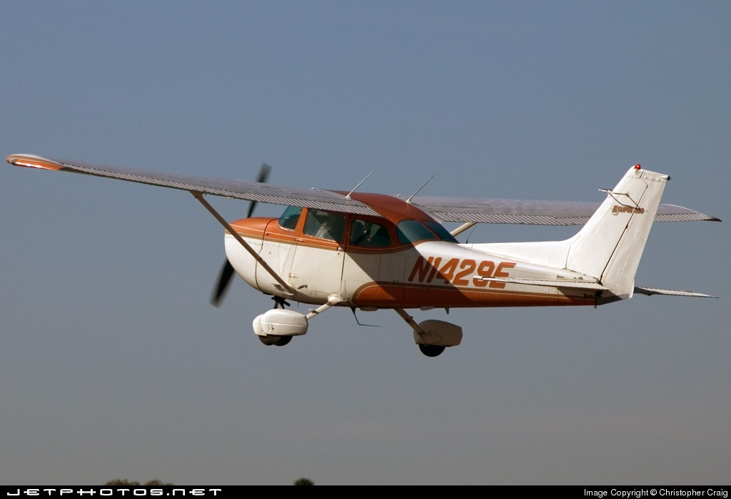 N1429E - Cessna 172N Skyhawk II - Private