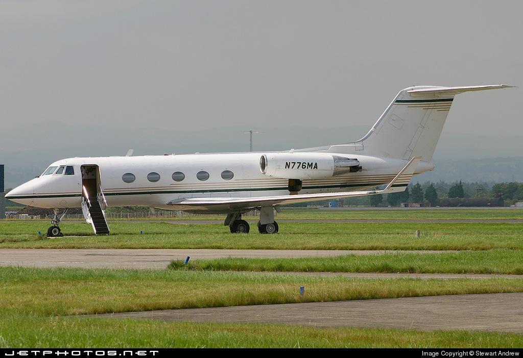 N776MA - Gulfstream G-IIB - Private