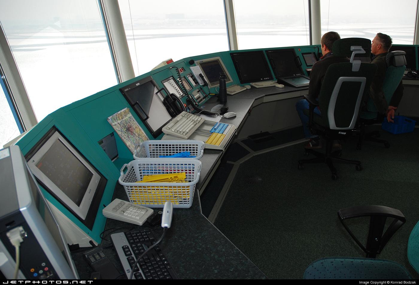 EPWA - Airport - Control Tower