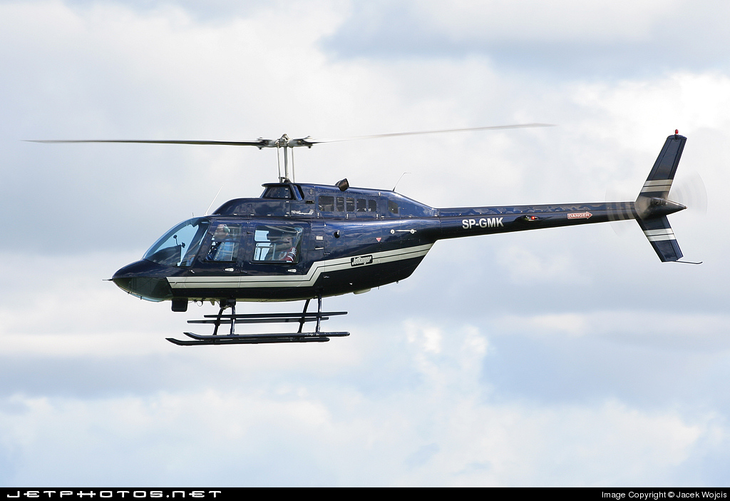 SP-GMK - Bell 206B JetRanger III - Private