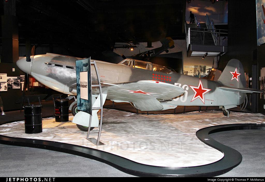 - Yakovlev Yak-9U-M - Russia - Air Force