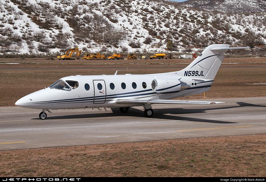 N599JL - Beechcraft 400 Beechjet - Private