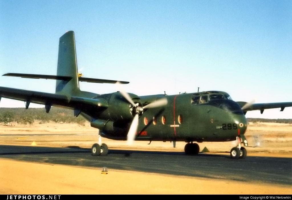 A4-299 - De Havilland Canada DHC-4 Caribou - Australia - Royal Australian Air Force (RAAF)