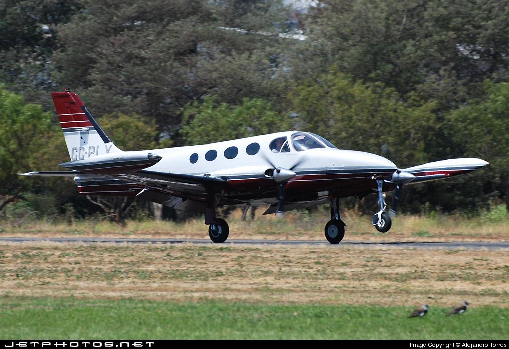 CC-PLY - Cessna 340A - Private