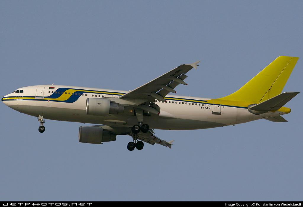 ST-ATN - Airbus A310-324 - Sudan Airways